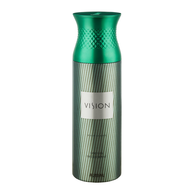 Buy Ajmal Vision Parfum Deodarant For Men At Nykaacom