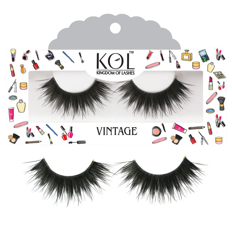 6cef6f5ab48 Kingdom Of Lashes Vintage Lashes at Nykaa.com