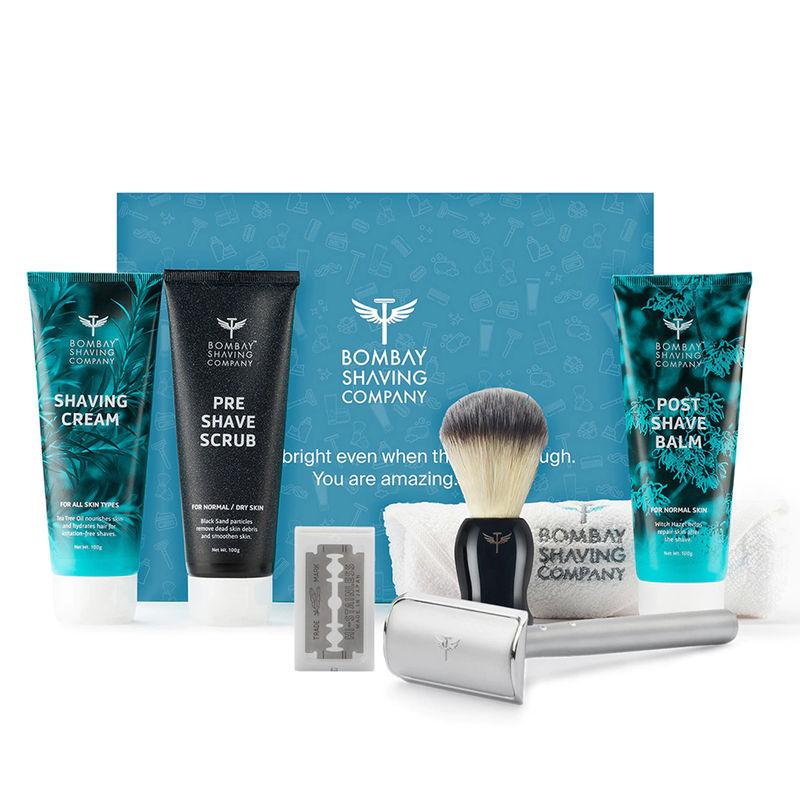 Bombay Shaving Company Complete Shaving Gift Kit
