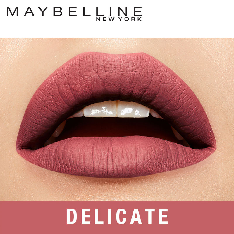 78de1befd4f Maybelline New York Super Stay Matte Ink Liquid Lipstick at Nykaa.com
