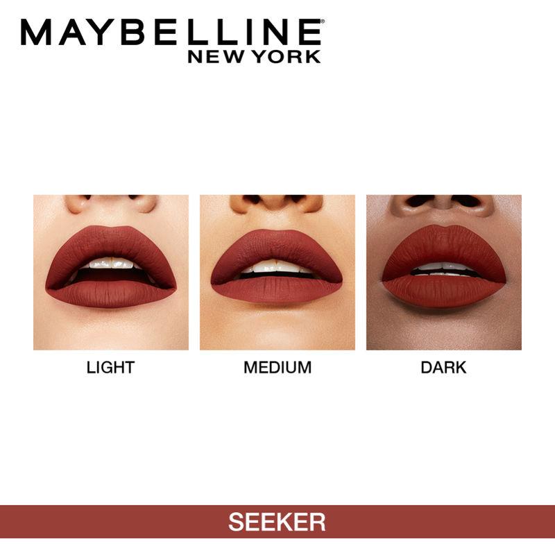 Maybelline New York Super Stay Matte Ink Liquid Lipstick - Dancer