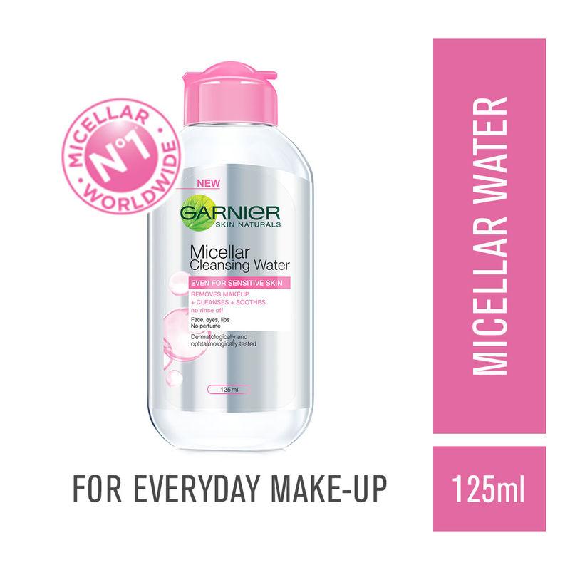 a781b6c42d0ca Garnier Skin Naturals Micellar Cleansing Water at Nykaa.com
