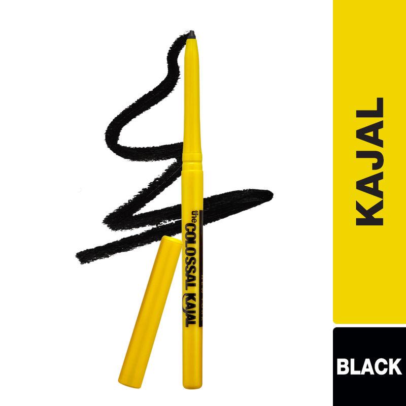 Maybelline New York The Colossal Kajal 24Hour Smudge Proof - Deep Black