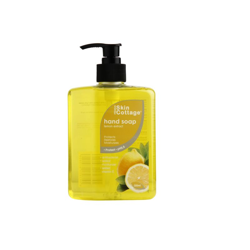 Skin Cottage Hand Soap   Lemon Extract