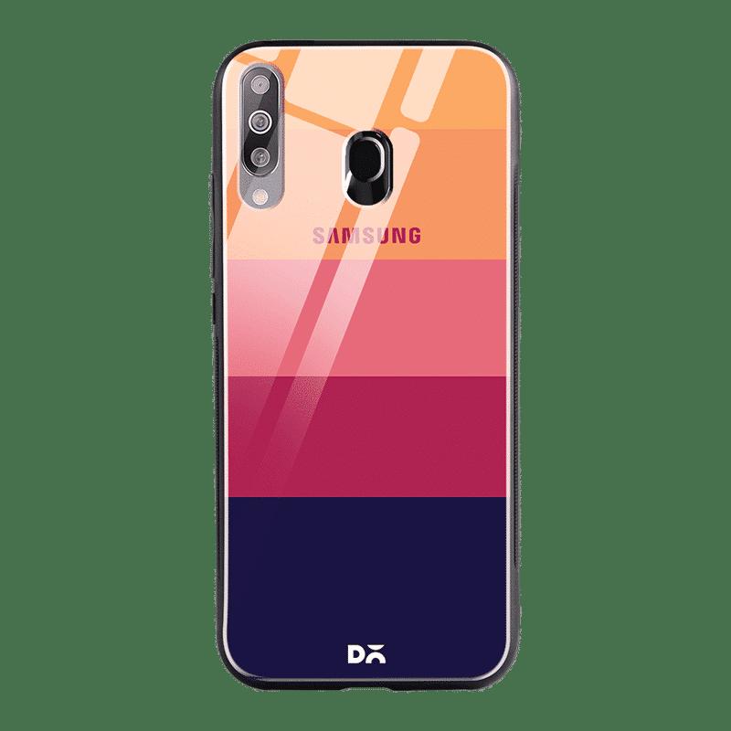 DailyObjects Marble Unicorn Glass Case