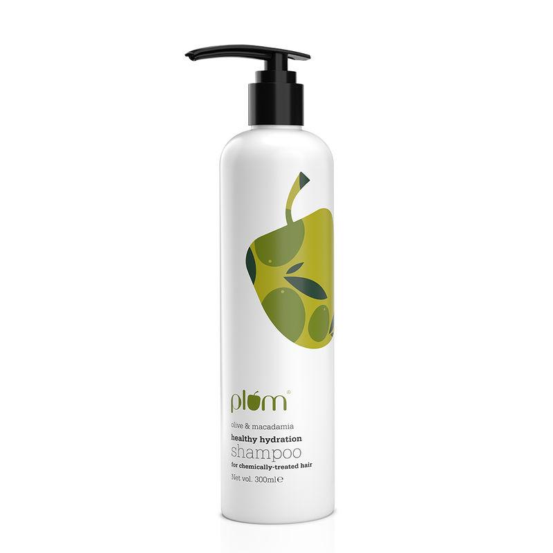 7f667e31ec3c Plum Olive & Macadamia Healthy Hydration Shampoo