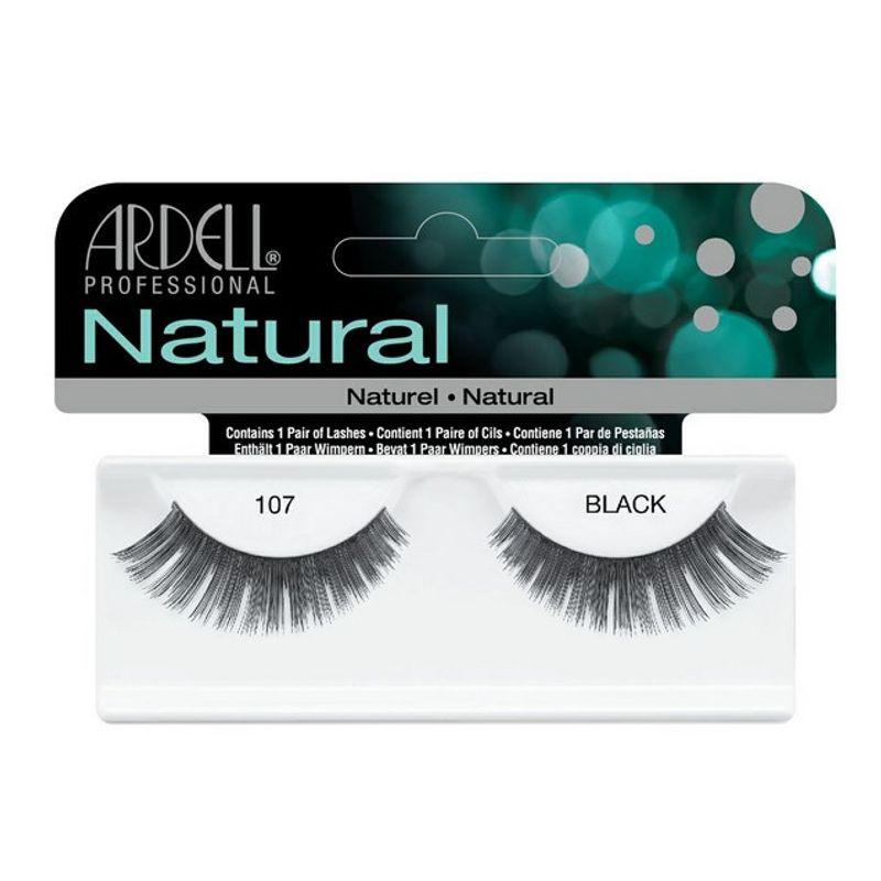 cbb66c149c1 Ardell Glamour Lashes - 107 Black - 60710(1 pair of Eyelashes)