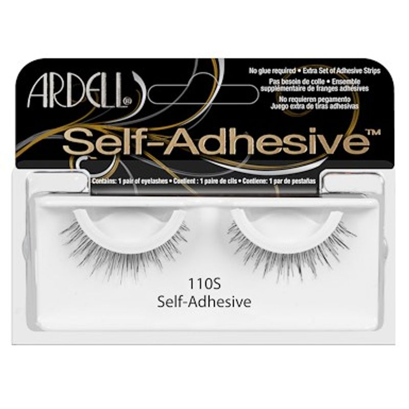 0110b7a68ee Ardell Self-Adhesive 110S Eye Lashes - 65110 at Nykaa.com