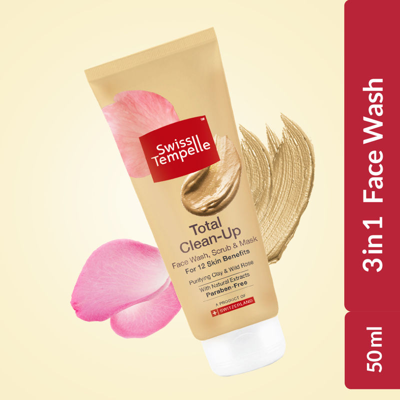 Swiss Tempelle Total Cleanup(50ml)