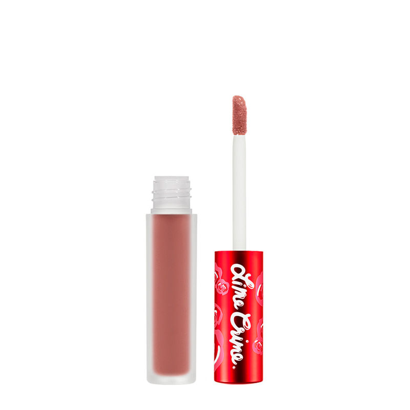 Lime Crime Velvetines Liquid Matte Lipstick - Elle