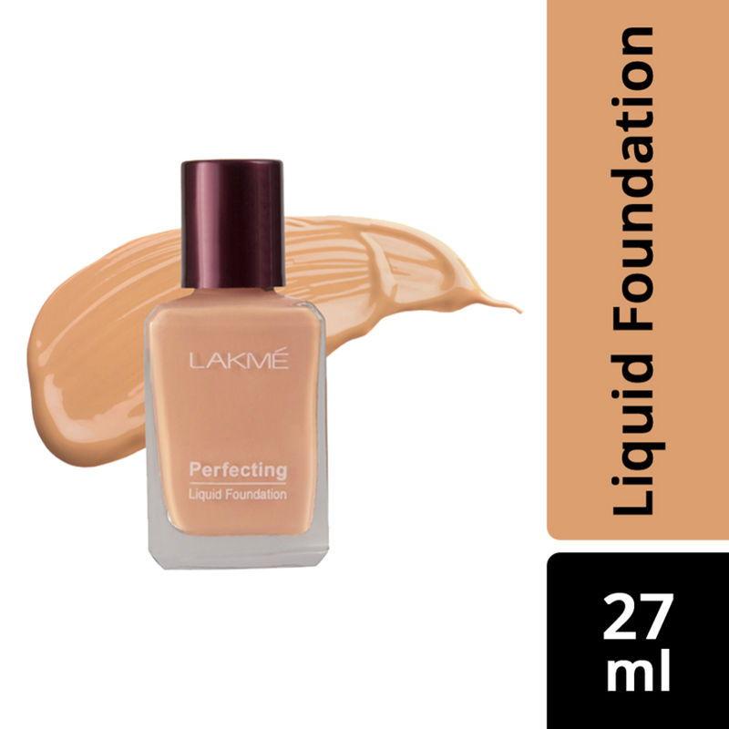 Lakme Perfecting Liquid Foundation - Natural Coral