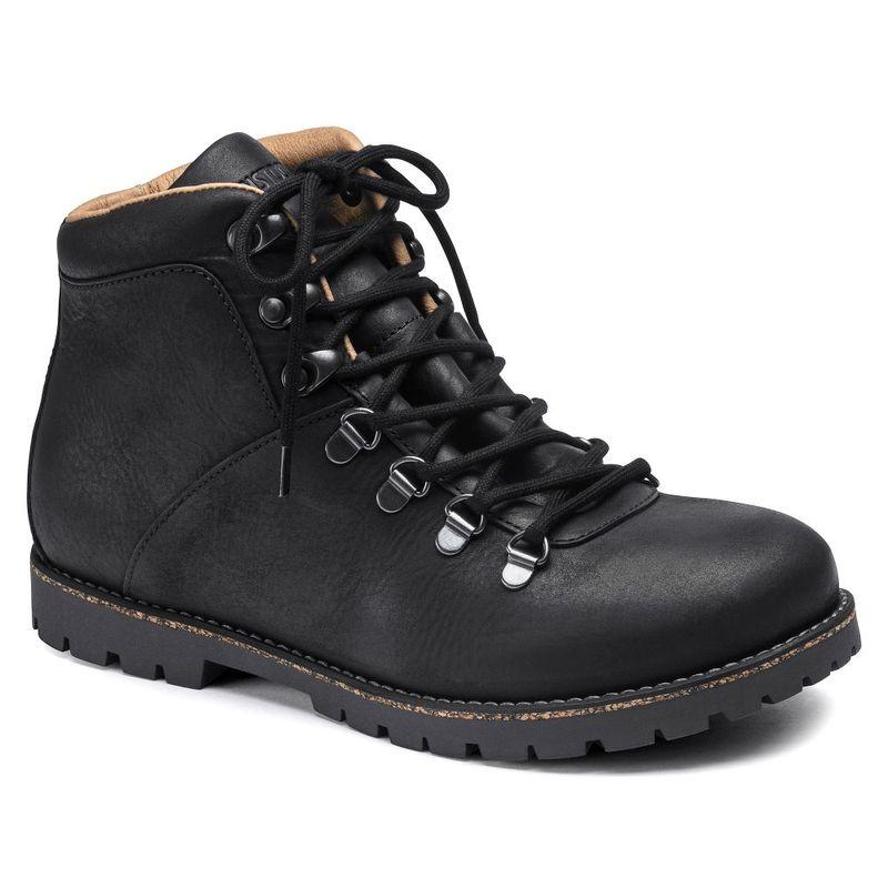 Birkenstock Jackson Nubuck Leather Flat Boots Unisex - EURO 40