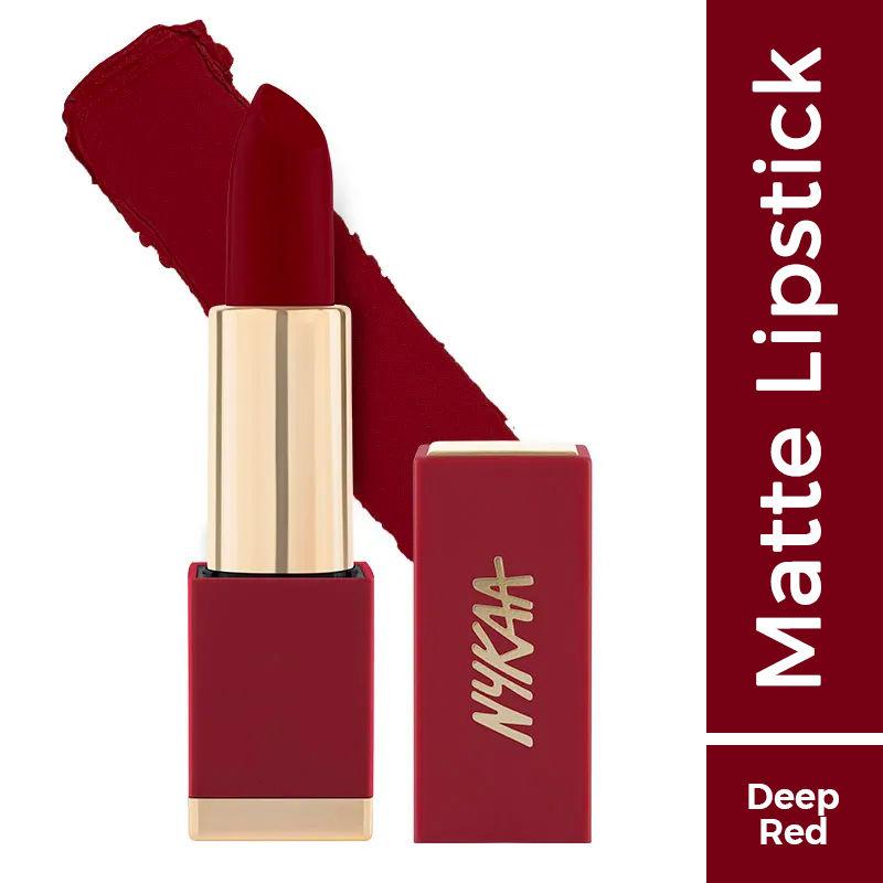 Nykaa Matte Luxe Lipstick - Kale Smoothie