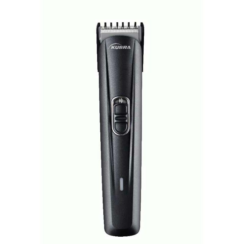 KUBRA KB 622 Rechargeable Cordless Beard   Hair Trimmer For Men Runtime: 45 Min Trimmer  Black