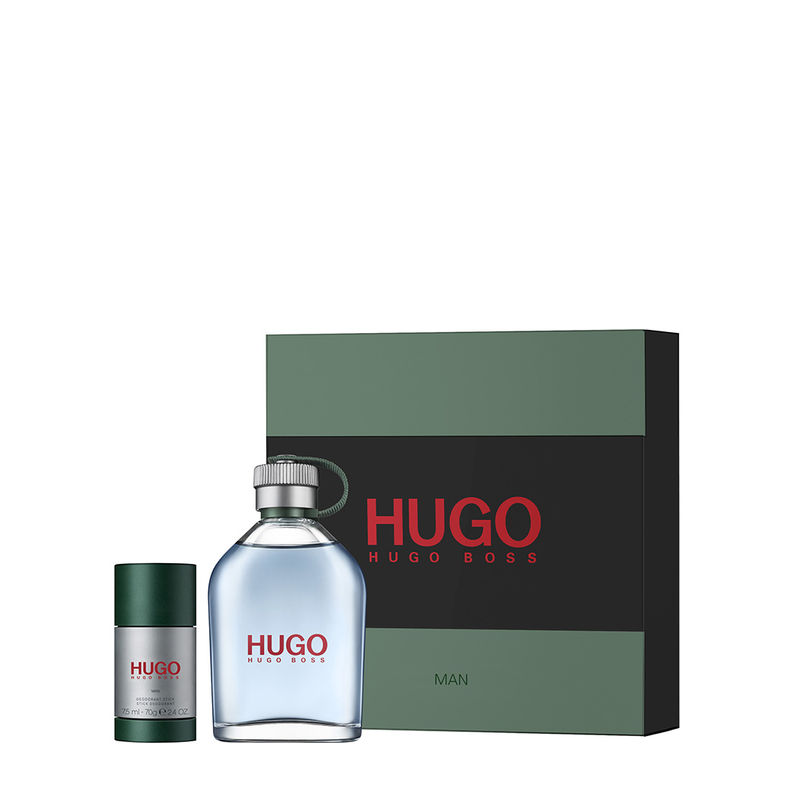 autumn shoes premium selection best price HUGO Man Coffret Eau De Toilette + Deo Stick