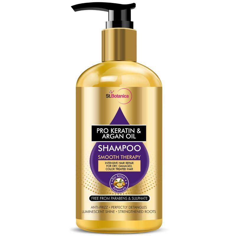 St.Botanica Pro Keratin & Argan Oil Smooth Therapy Shampoo