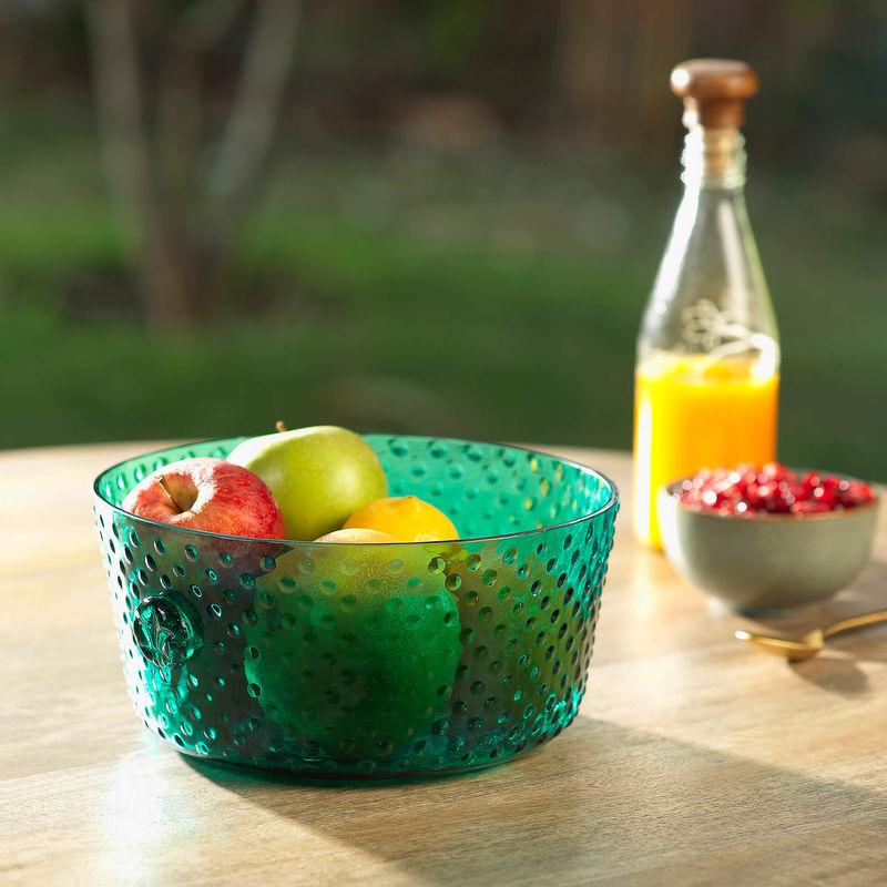 Ellementry Olio Glass Bowl