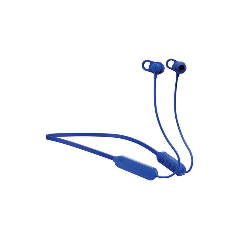 Skullcandy S2JPW M101 Jib Plus Bluetooth In Earphone with Mic  Blue