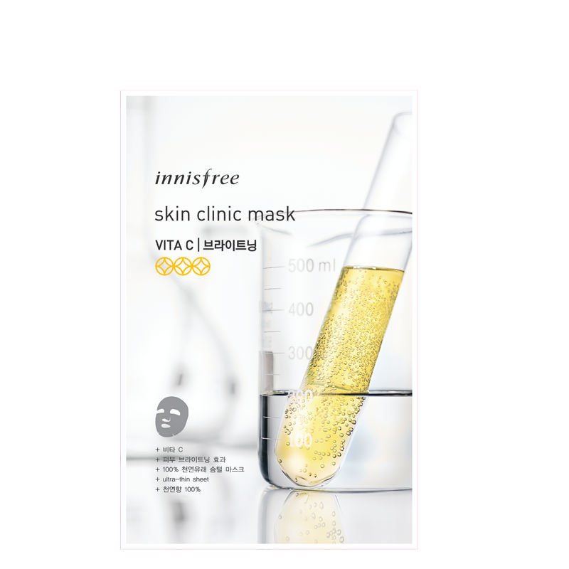 Innisfree Skin Clinic Mask - Vita C