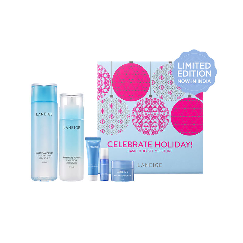 LANEIGE Holiday Basic Duo Moisture Set