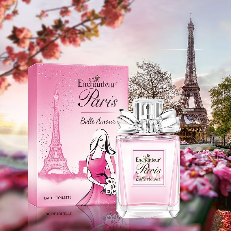 Enchanteur Paris Belle Amour Edteau De Toilette For Women