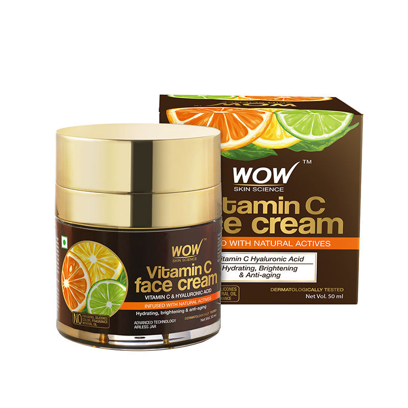 WOW Skin Science Vitamin C Face Cream