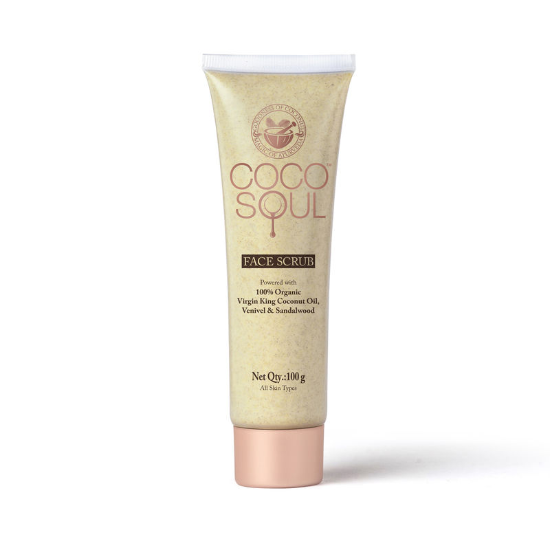 Something also aveda facial scrub