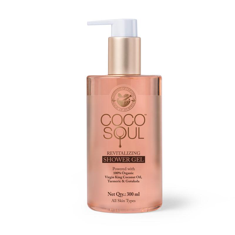 Coco Soul Revitalizing Shower Gel With Virgin Coconut Oil