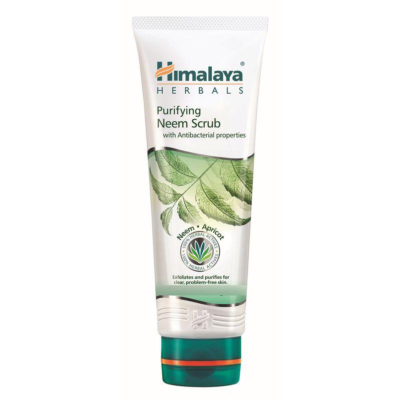 himalaya face scrub