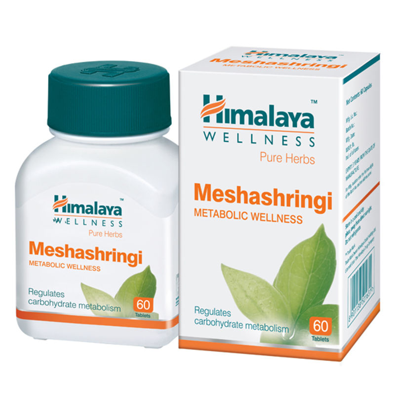 Himalaya Wellness Meshashringi 60 Tablets(60 Tablets)