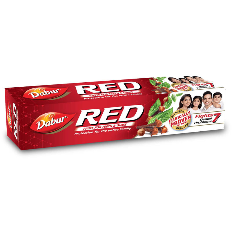 ea9ef2a38 Buy Dabur Red Toothpaste at nykaa.com