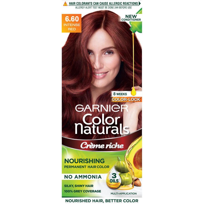 Garnier Color Naturals Creme Hair Color - 1 Natural Black