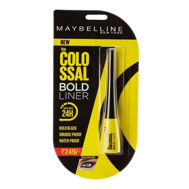 Maybelline New York Colossal Bold Eyeliner - Black