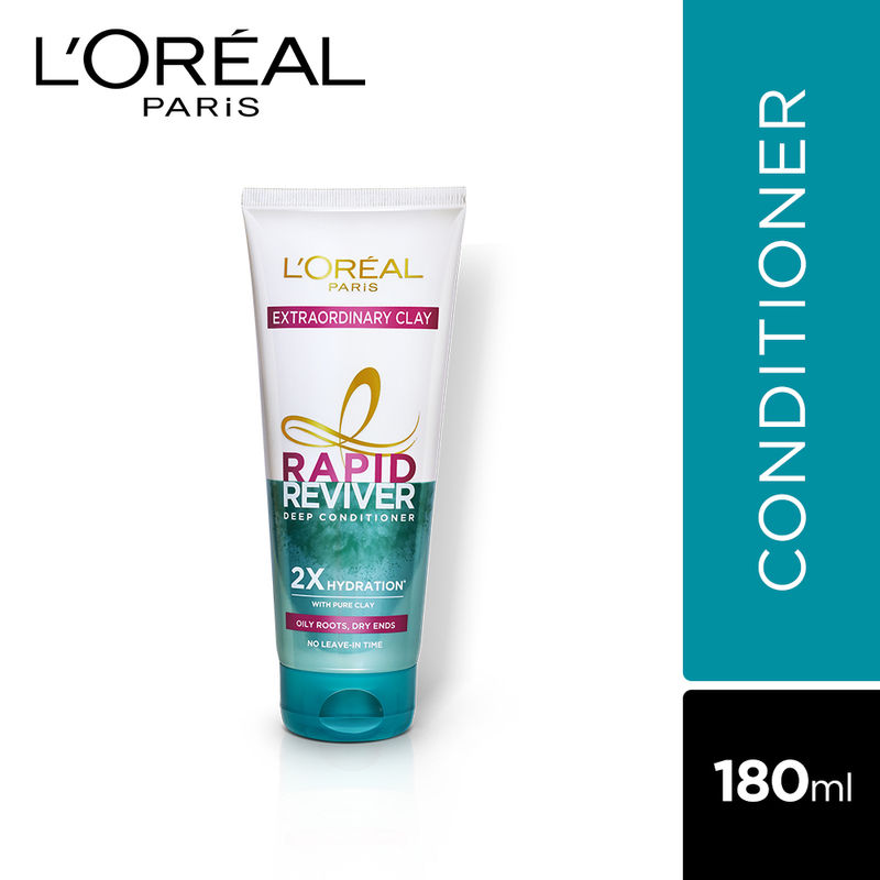 L'Oreal Paris Rapid Reviver Extraordinary Clay Deep Conditioner