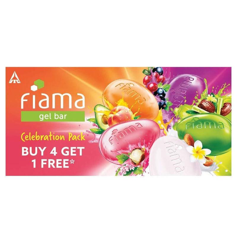 pack Of 3 ,free Shipping Worldwide Fiama Di Wills La Fantasia Bathing Bar