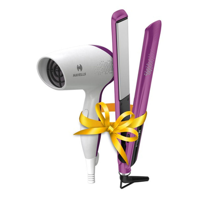 Havells HC4025 Limited Edition Styling Pack   Purple