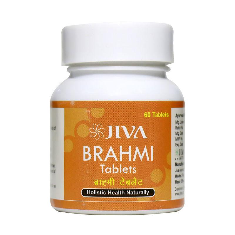 Jiva Ayurveda Brahmi Tablet