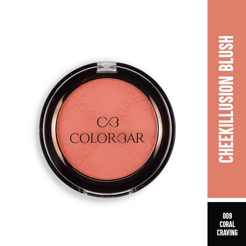 Colorbar Cheekillusion Blush