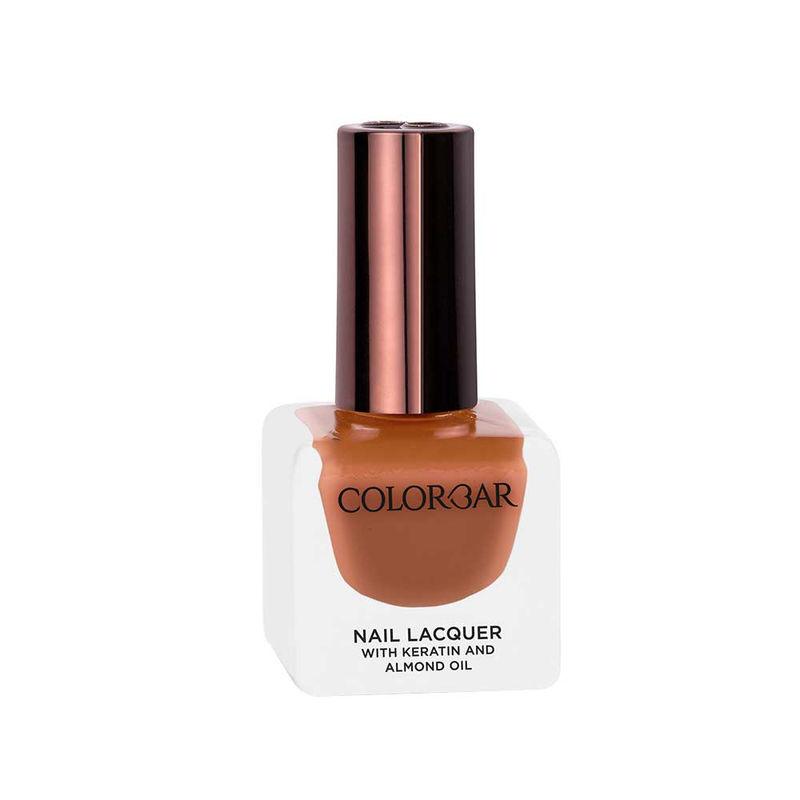 Colorbar Nail Lacquer - Anything But Boring Browns
