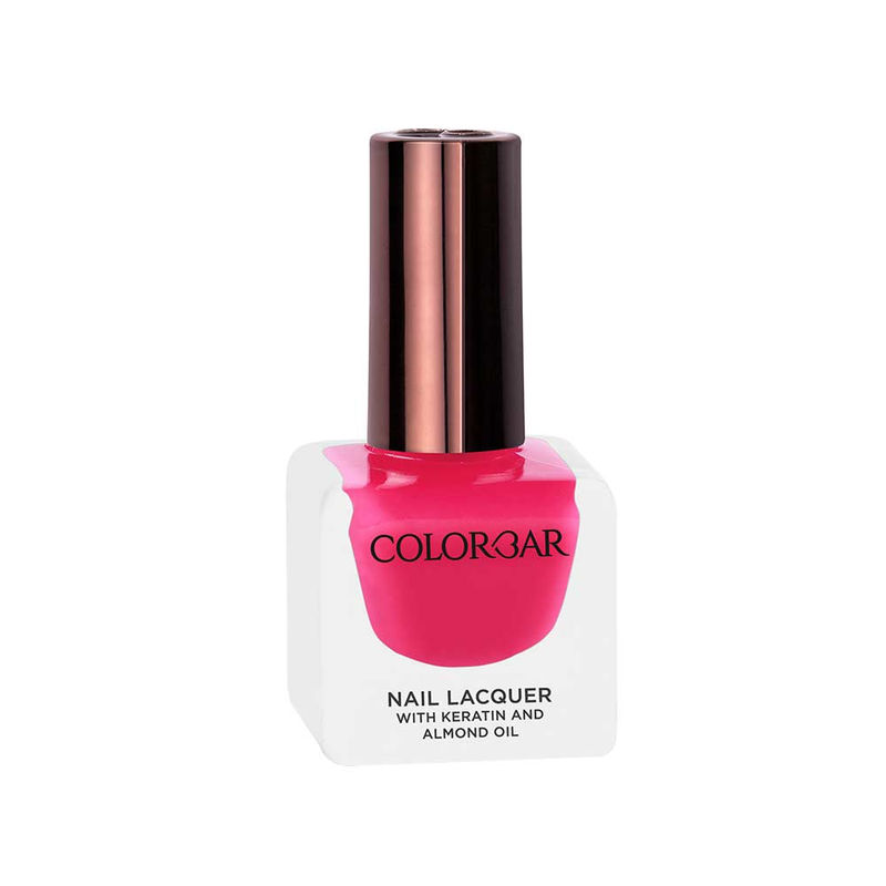 Colorbar Nail Lacquer - Prettiest Pinks