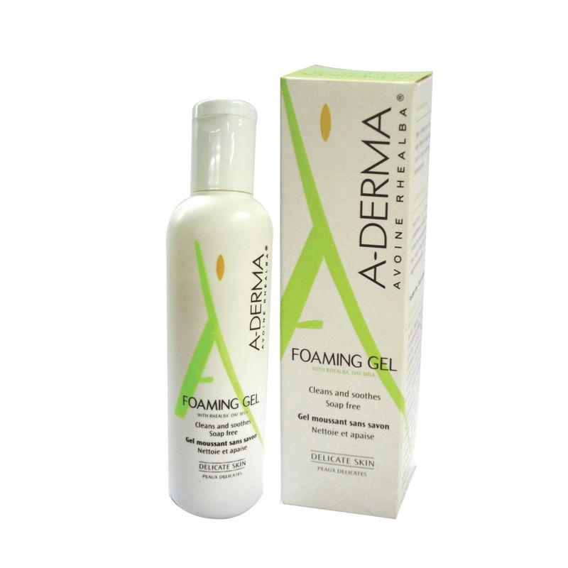 A-Derma Soothing Foaming Gel
