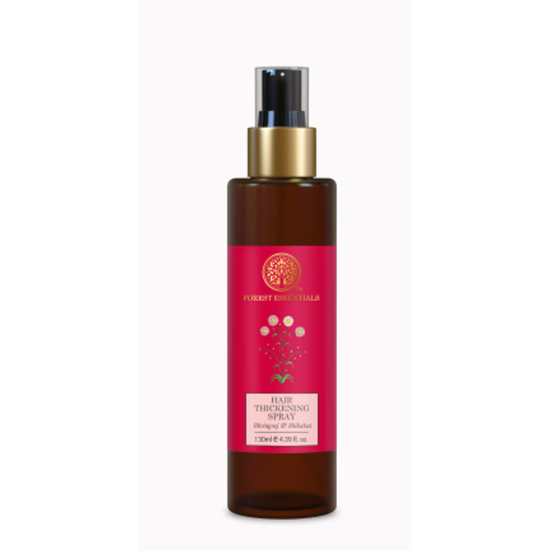 Forest Essentials Bhringraj and Shikakai Hair Thickening Spray