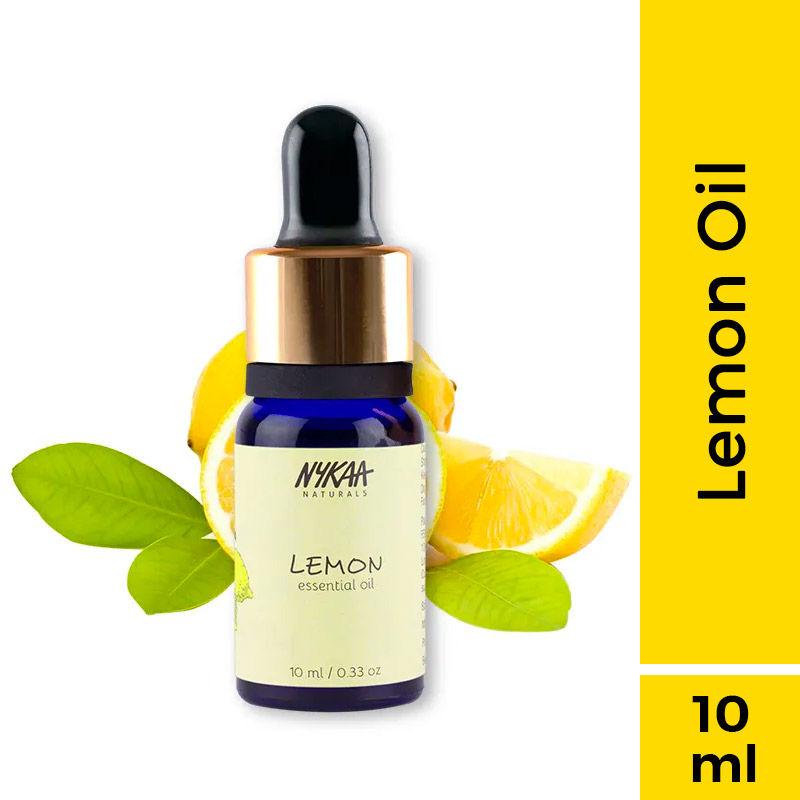 Nykaa Naturals Lemon Essential Oil