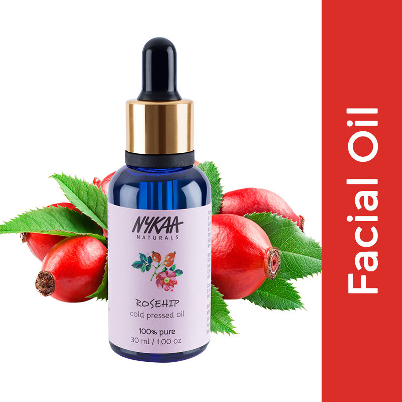 Nykaa Naturals Facial Oil - Pure Cold Pressed