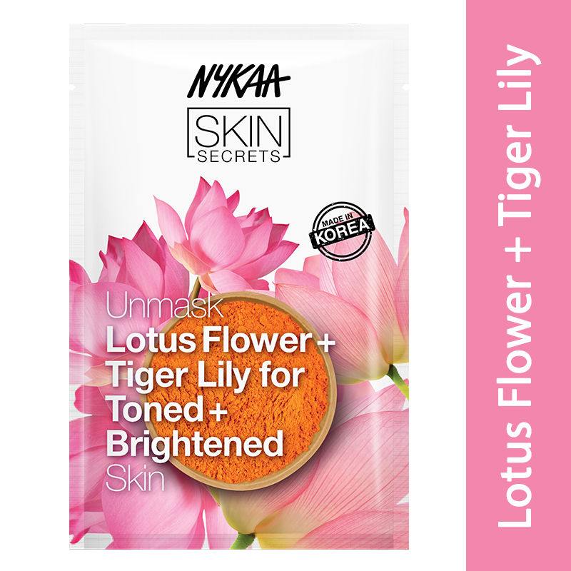 Nykaa Skin Secrets Sheet Mask At Nykaacom