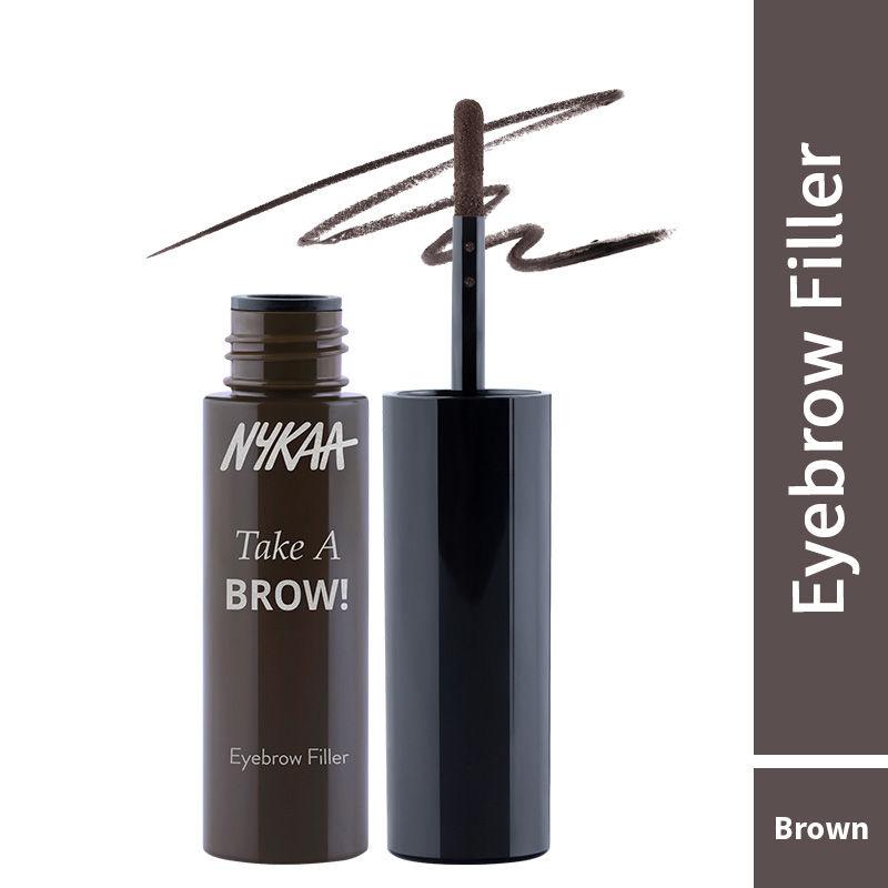 Nykaa Take A Brow! Eyebrow Filler Powder - Coco Raven