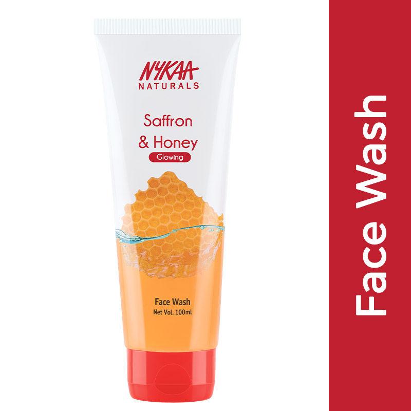 Nykaa Naturals Face Wash