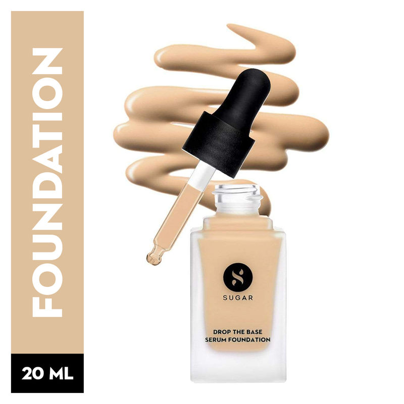 SUGAR Drop The Base Serum Foundation