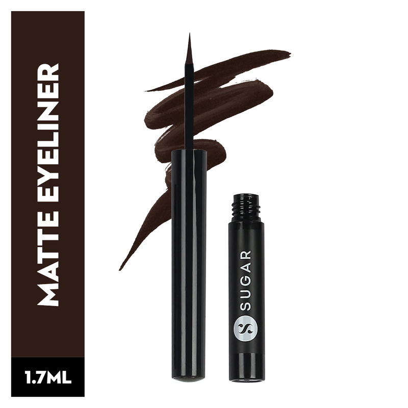 SUGAR Eye Warned You So! Double Matte Eyeliner