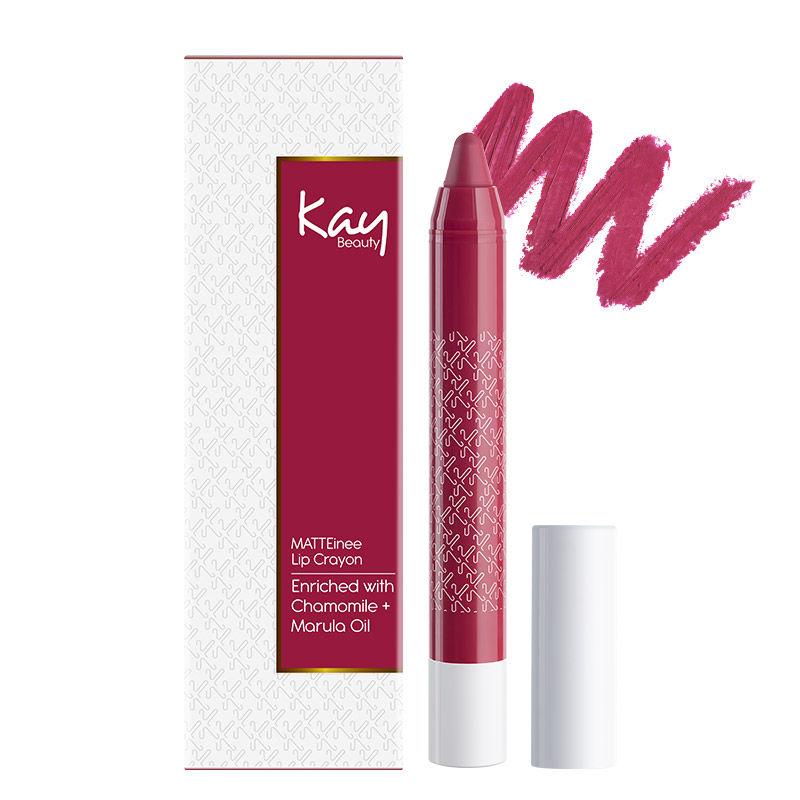 Kay Beauty Matteinee Matte Lipstick - Countdown